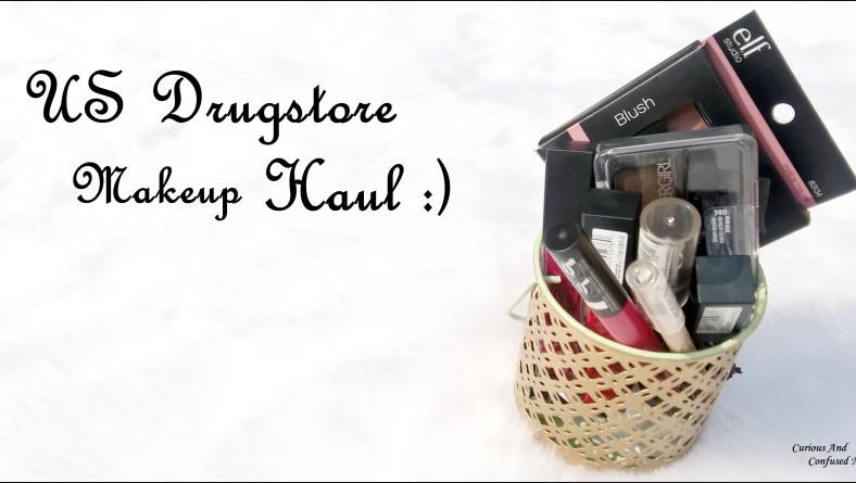 US Drugstore makeup haul :)