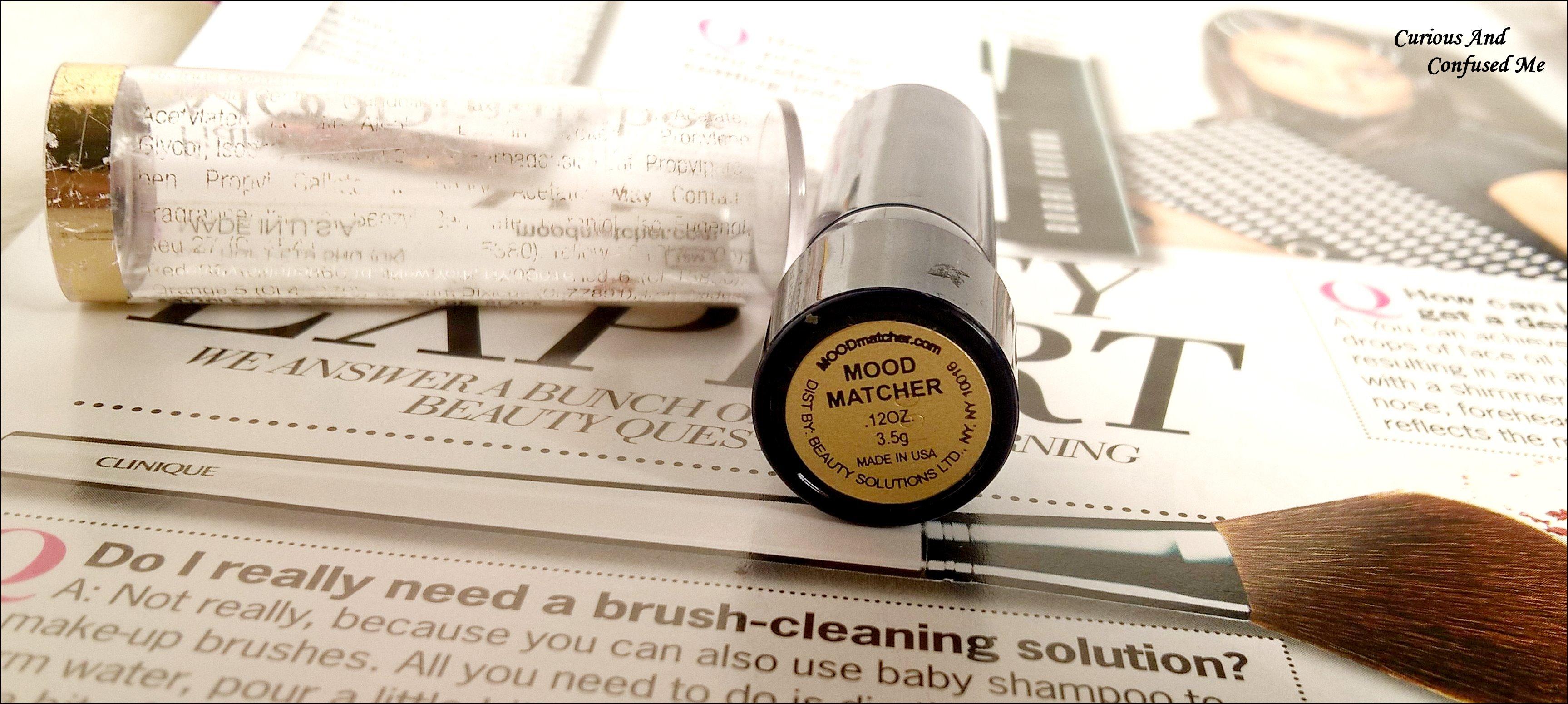 Fran Wilson Mood Matcher Lipstick Black Reviewlotd Curious And Moodmatcher Liquid Matte Just Blush Review Shade