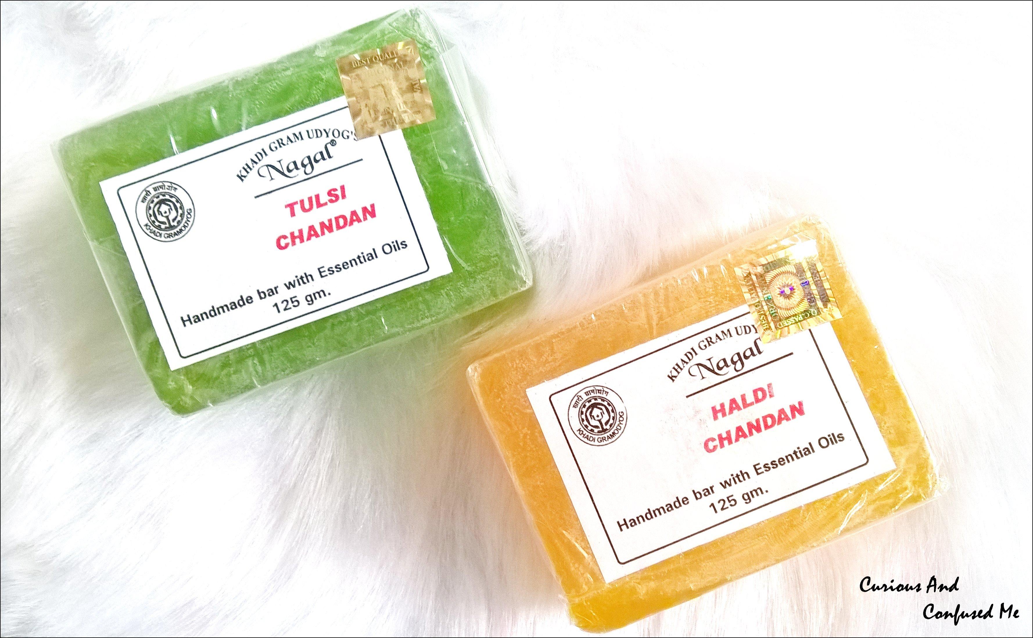 Nagal Khadi Gram Udyog Handmade Soaps