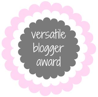 Versatile Blogger Award !!