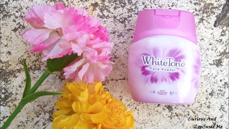 WhiteTone Face Powder: Review