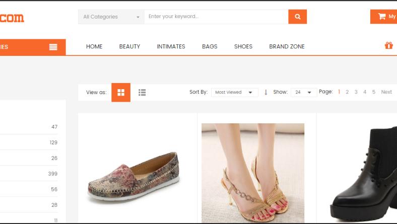 Omgnb.com : Shoe heaven :)