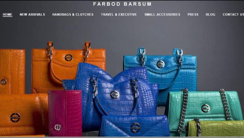 Farbod Barsum Handbags