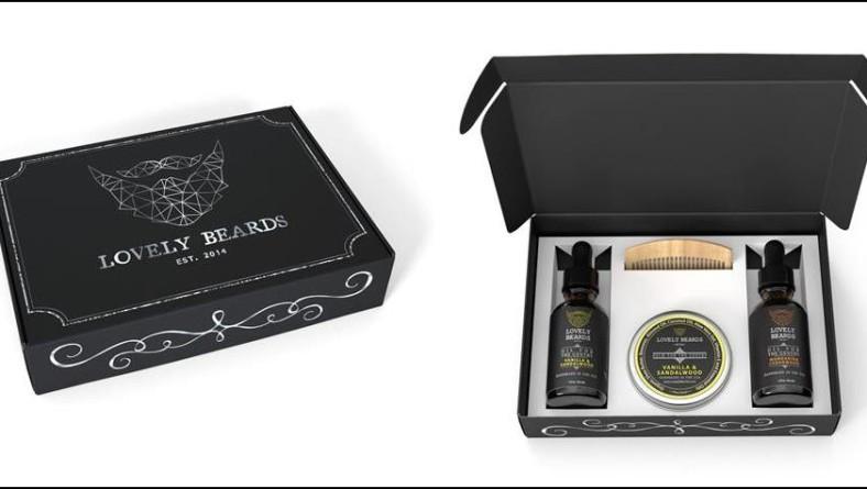 LovelyBeards.com : For beard care products