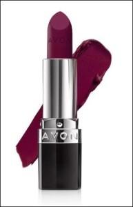 Avon matte lipstick