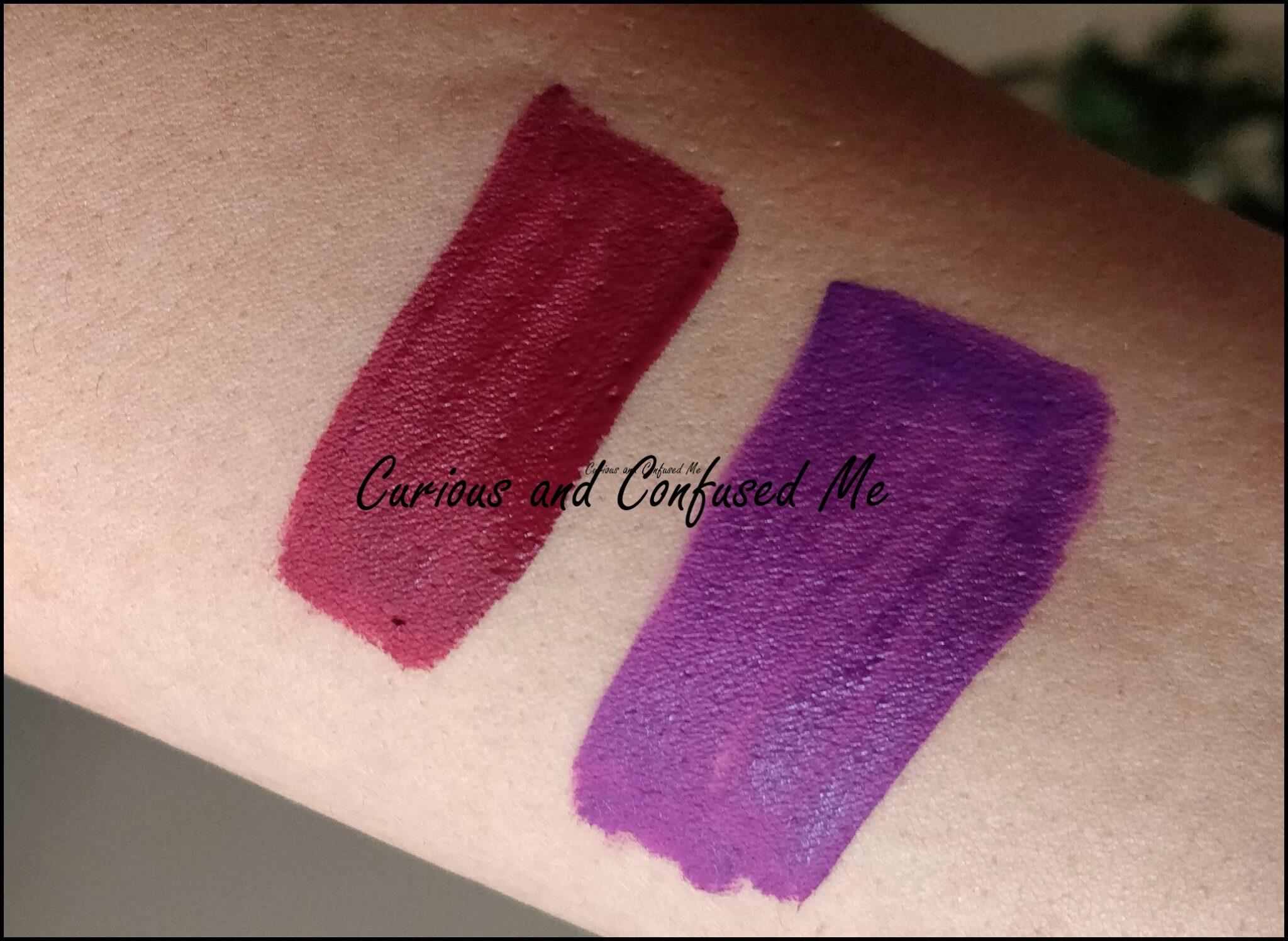 MyGlamm LIT liquid lipsticks, MyGlamm LIT liquid lipsticks review, Myglamm liquid lipstick review, Liquid lipsticks in India